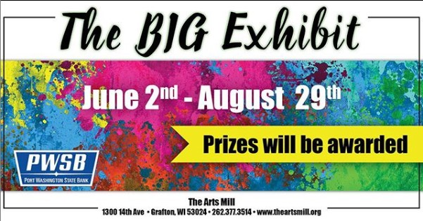 The BIG Exhibit – June 2nd – August 29th 2020